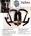 Breathing Apparatus, SCBA, with cylinder; weekly Hire