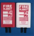 Fire Blanket, 1.8 x 1.2 Metre,  BS EN 1869:1997