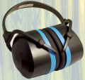 Ear Defenders, Expert, Folding, SNR 33dB