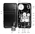 Interspiro Test box for Spiromatic & Divator maintenance