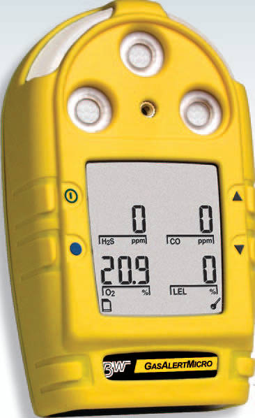 Data Loggers And Natural Gas Detectors : Week hire gas detector channel data logging kit