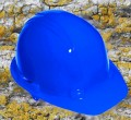 Premium Hard Hat with 6 point harness