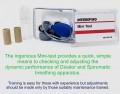 Instructions for  Mini-test apparatus for AGA/Interspiro SCUBA